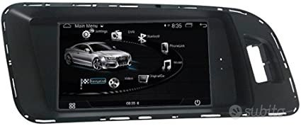 Navigatore audi a4 a5 q5 usb tv ipod touch ANDROID