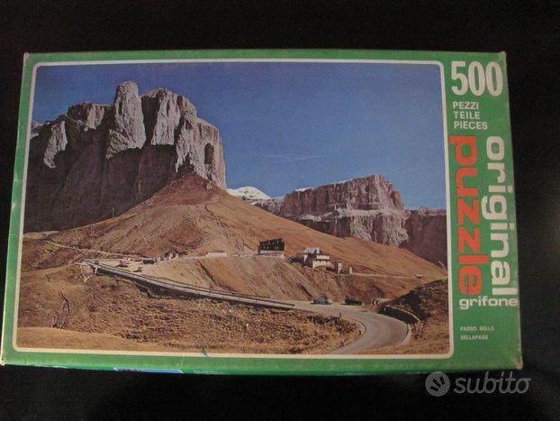 Puzzle Original GRIFONE500 pezzi