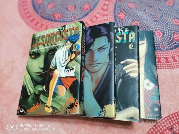 Serie completa Jonosuke