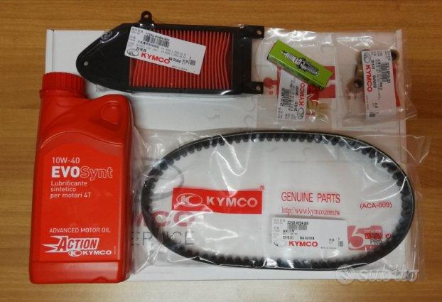 Kit tagliando premium per Kymco Agility 125 R16