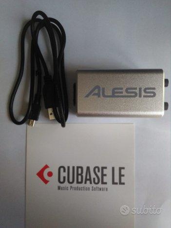 ALESIS core 1 xlr line