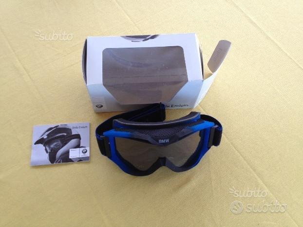 Bmw Occhiali HP2 Enduro - colore blu/nero
