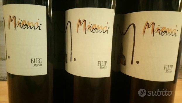 Vini Miani Friuli Venezia Giulia Merlot