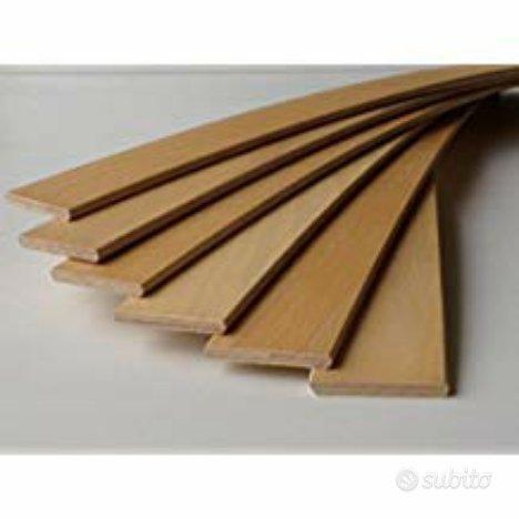Doghe in legno di faggio per rete ricambio - Arredamento e ...