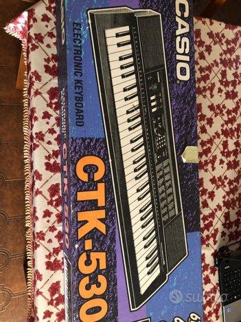 Tastiera Casio Ctk 530