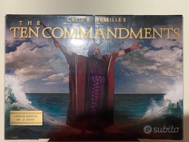 I DIECI COMANDAMENTI C.B.DeMille's Limited Coll