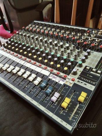 Mixer Souncraft EFX 12