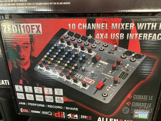 Mixer Allen & Heath
