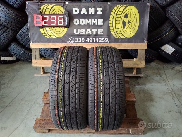 2 Gomme usate 265 50 20 4 STAGIONI al 70%
