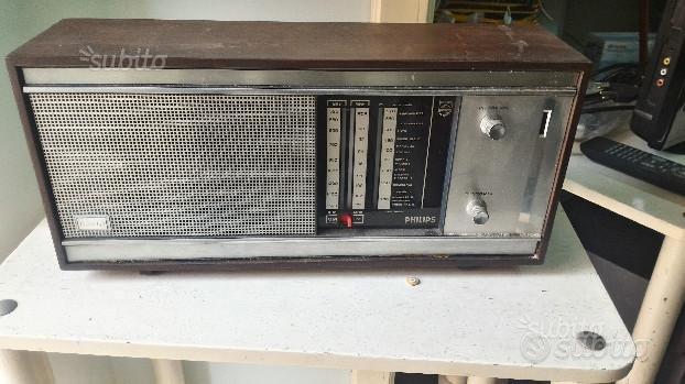Radio d'epoca PHILIPS DAVID
