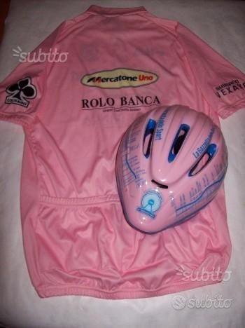Casco pedalata rosa