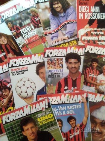 Forza Milan anno 1988