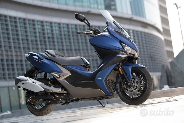 Kymco Xciting 400i S abs
