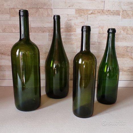 Bottiglie e Pintoni per vino