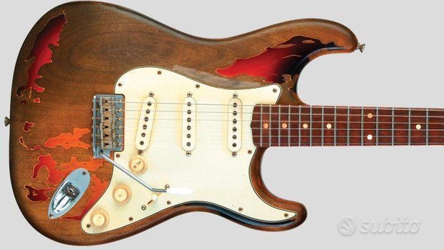 Fender Custom Shop Rory Gallagher Stratocaster