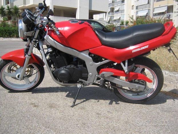 Suzuki GS 500 - 1991