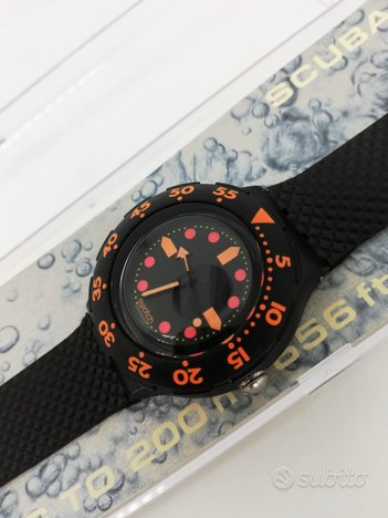 Swatch SCUBA - SDB100 - BARRIER REEF
