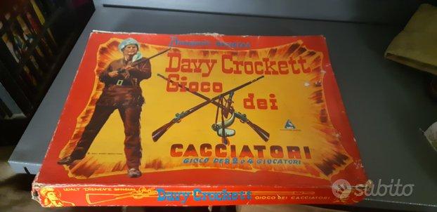 Gioco da tavola davy crokett