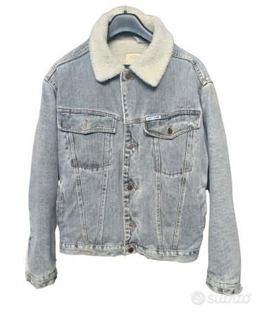 Giacca in JEANS INVERNALE imbottita made in ITALY