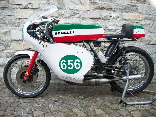 Benelli 250 RACING