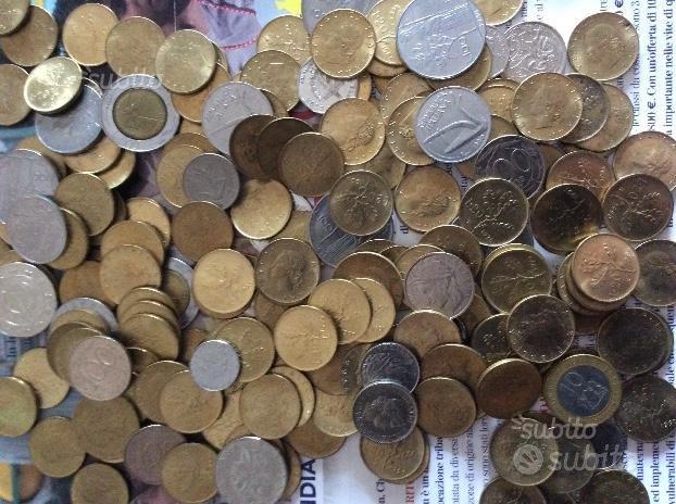 Monete e banconote della lira