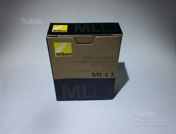 Telecomando infrarossi ML-L3 per fotocamera Nikon