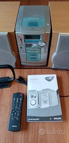 Micro Hi-Fi System Philips MC-20/22