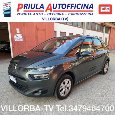 CITROEN C4 Picasso 1.6 BlueHDi 100CV Business