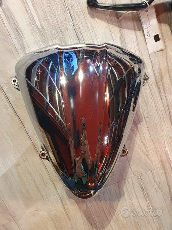 Cassa filtro aria cromata Yamaha Xvs 950A Midnight