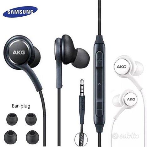 Cuffie auricolari samsung akg earphone mic/vol cal