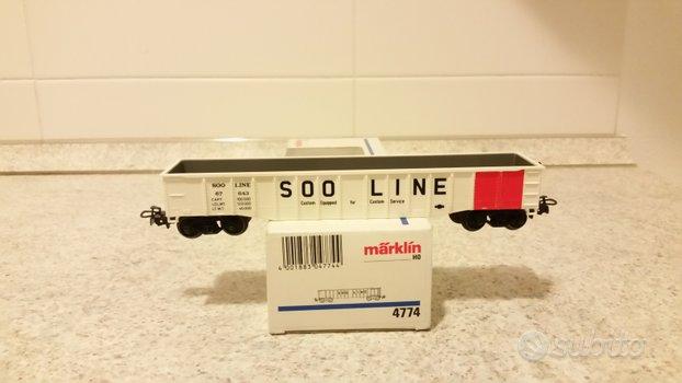 Marklin trenini 4774 USA-SOO LINE nuovo