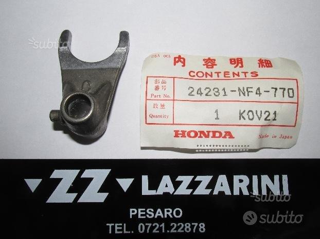 """Forchetta """"C"""" cambio originale HRC Honda RS125GP"""
