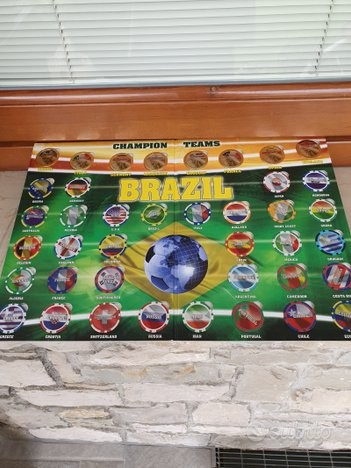 Brazil collector