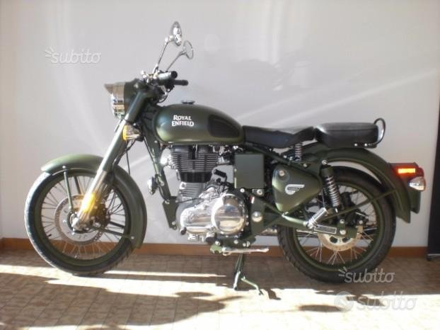 Royal Enfield Bullet Classic militare