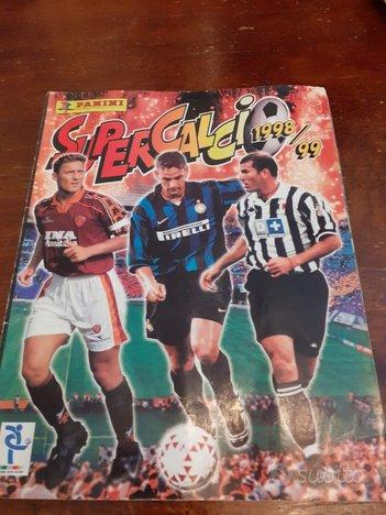 Album calciatori Supercalcio 1998-99