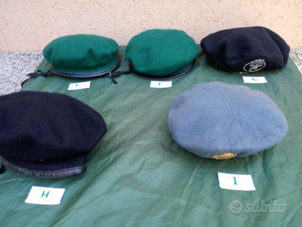 Baschi militari