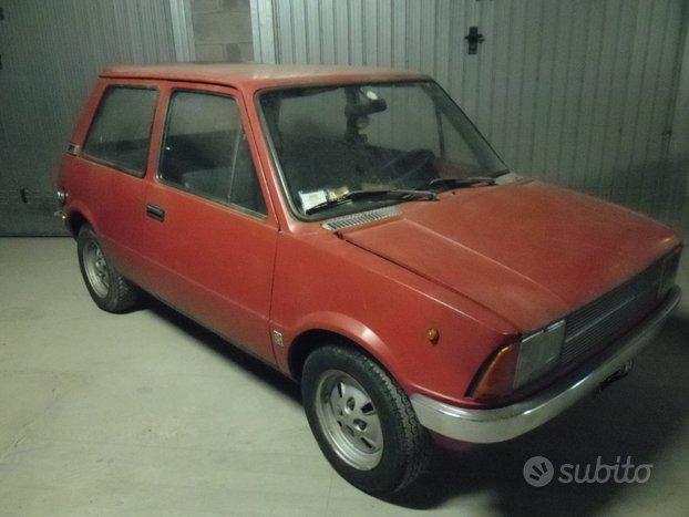INNOCENTI Mini 120 - 1976