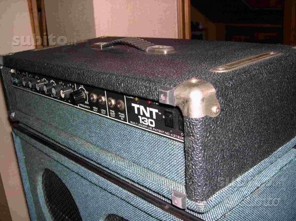 Peavey TNT 130 amplificatore basso