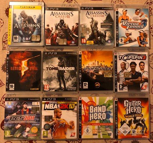 Giochi vari PlayStation 3 (PS3)
