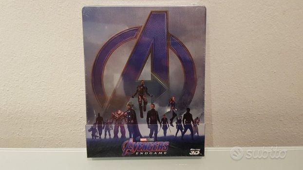 Avengers Endgame - Steelbook