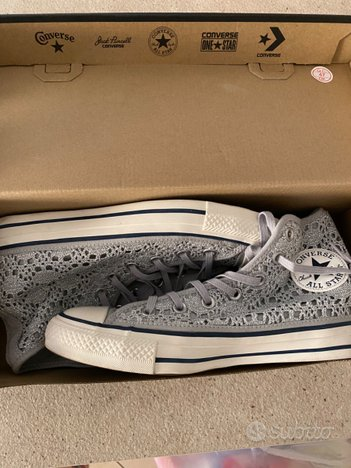 All Star Converse con Pizzo N 39 Nuove