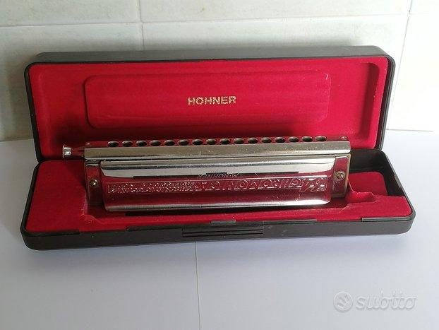 Hohner 280C armonica cromatica a 16 fori