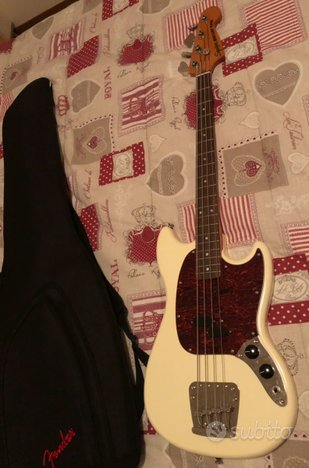 FENDER Squier Classic Vibe '60s Mustang Bass