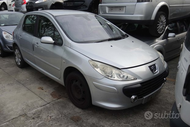 Ricambi peugeot 307 2006 restyling