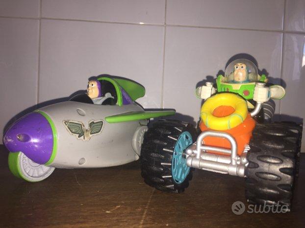 Toy Story quad e moto spaziale