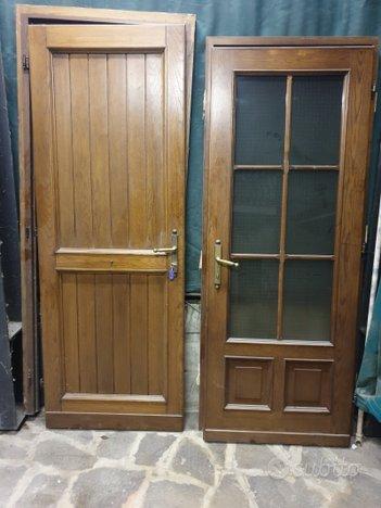 Porte da interni in legno