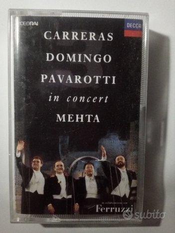 Carreras Domingo Pavarotti in concert MC