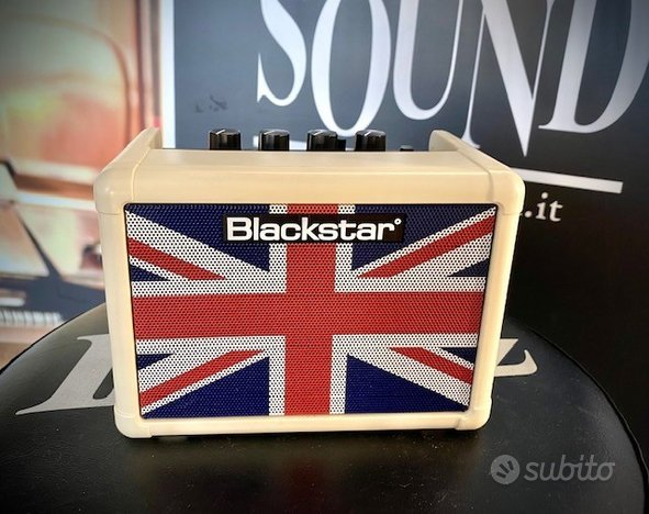 BLACKSTAR FLY3 Union Jack LTD - MINI AMPLIFICATORE