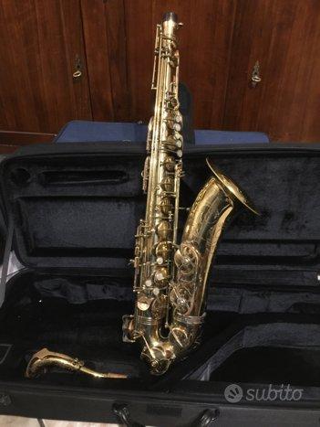 Sassofono/sax Tenore Buffet Crampon S1