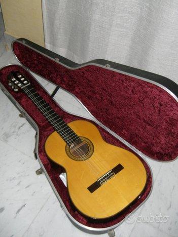 Chitarra classica Privada P11 tutta legni masselli